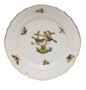 Herend Rothschild Bird Bread & Butter Plate - Motif 09 6