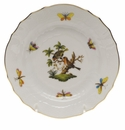 Herend Rothschild Bird Bread & Butter Plate - Motif 10 6