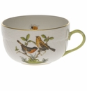 Herend Rothschild Bird Canton Cup - Motif 09 (6 Oz)