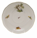 "Herend Rothschild Bird Cream Soup Stand  7.25""D"