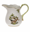 "Herend Rothschild Bird Creamer  (10 Oz) 4""H"