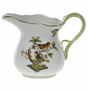 "Herend Rothschild Bird Creamer  (6 Oz) 3.5""H"