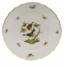 "Herend Rothschild Bird Dinner Plate - Motif 04 10.5""D"