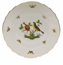 "Herend Rothschild Bird Dinner Plate - Motif 07 10.5""D"