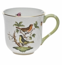 "Herend Rothschild Bird Mug - Motif 03 (10 Oz) 3.5""H"