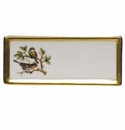 "Herend Rothschild Bird Place Card - Motif 02 3.75""L"