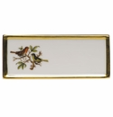 "Herend Rothschild Bird Place Card - Motif 03 3.75""L"