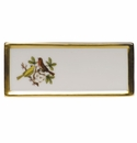 "Herend Rothschild Bird Place Card - Motif 06 3.75""L"