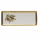 "Herend Rothschild Bird Place Card - Motif 07 3.75""L"