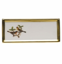 "Herend Rothschild Bird Place Card - Motif 09 3.75""L"