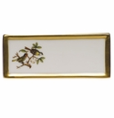 "Herend Rothschild Bird Place Card - Motif 11 3.75""L"