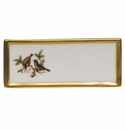 "Herend Rothschild Bird Place Card - Motif 12 3.75""L"
