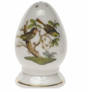 "Herend Rothschild Bird Salt Shaker Multi Hole  2.5""H"