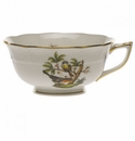 Herend Rothschild Bird Tea Cup - Motif 02 (8 Oz)