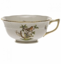 Herend Rothschild Bird Tea Cup - Motif 03 (8 Oz)