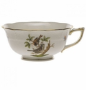 Herend Rothschild Bird Tea Cup - Motif 04 (8 Oz)
