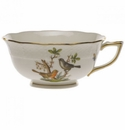 Herend Rothschild Bird Tea Cup - Motif 05 (8 Oz)