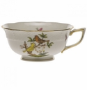 Herend Rothschild Bird Tea Cup - Motif 06 (8 Oz)