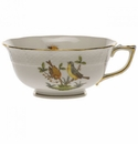 Herend Rothschild Bird Tea Cup - Motif 07 (8 Oz)