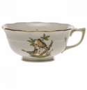 Herend Rothschild Bird Tea Cup - Motif 08 (8 Oz)