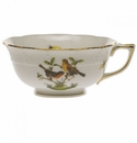 Herend Rothschild Bird Tea Cup - Motif 09 (8 Oz)