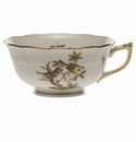 Herend Rothschild Bird Tea Cup - Motif 11 (8 Oz)
