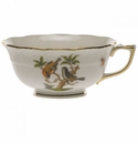 Herend Rothschild Bird Tea Cup - Motif 12 (8 Oz)