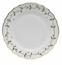 "Herend Rothschild Garden Dinner Plate 10.5""D"