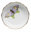"Herend Royal Garden Mini Scalloped Dish 3.25""L"