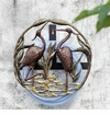 Heron Pair Hose Holder by SPI Home