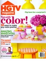 HGTV Magazine Cover - May 2014
