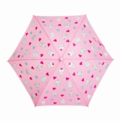 Holly & Beau Kid's Umbrella Cupcake Pink