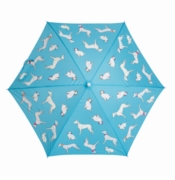 Holly & Beau Kid's Umbrella Raining Cats and Dogs