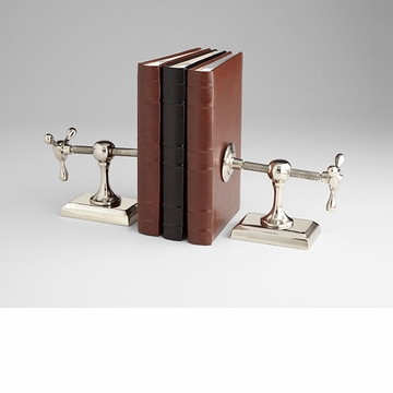 Hot & Cold Bookends by Cyan Design
