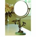 Hummingbird & Flower Mirror by SPI Home