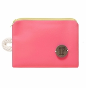 IF Coral Pocketbook - Made in Italy