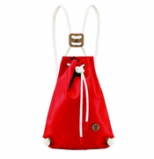 IF Red Backpack - Made in Italy