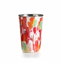 Illume Grapefruit Oleander Enameled Tumbler Candle