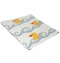 in2green Ducky Baby Blanket
