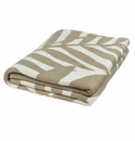 in2green Flora Camel/Ivory Indoor/Outdoor Throw