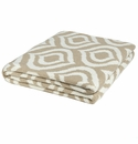 in2green Royal Camel/Ivory Indoor/Outdoor Throw