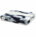 in2green Throws Sailor Knot Marine/Blue Pond Throw