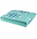in2green Throws Turtles Seafoam/Turquoise Throw