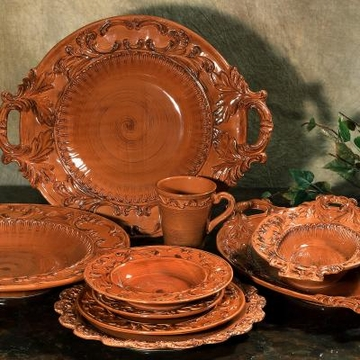 : baroque dinnerware set - pezcame.com