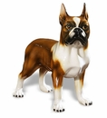 Intrada Italy Boston Terrier Dog Statue
