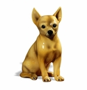 Intrada Italy Chihuahua Dog Statue