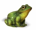 Intrada Italy Frog Statue