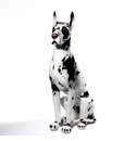 Intrada Italy Great Dane Statue