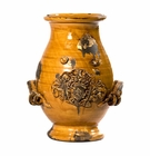Intrada Italy Majolica Medici Honey Vase