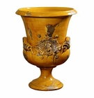 "Intrada Italy Medici Footed Planter 20""H"